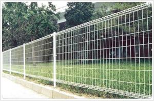Lưới hàng rào - Hàng rào mạ kẽm, sơn tĩnh điện