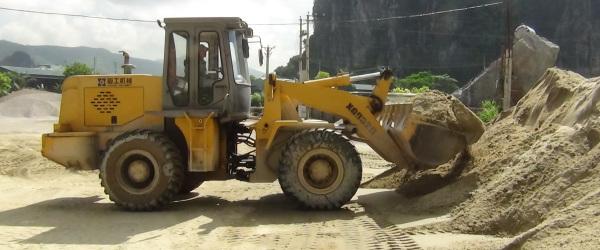 Bảng báo giá cát bê tông rửa - Nam Thành Vinh