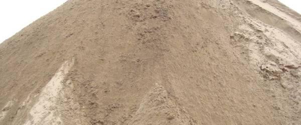 Các thành phần của cát xây dựng