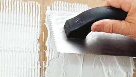 Bột trét tường là gì và những lưu ý khi sử dụng bột trét tường