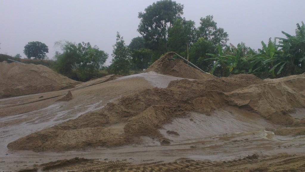 Bảng báo giá cát san lấp tháng 8 tại TPHCM