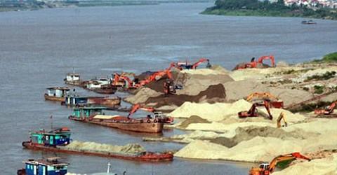 Việt Nam có nguy cơ cạn kiệt cát trong những năm tới