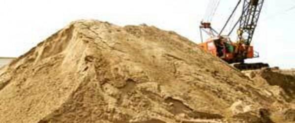 Cát xây tô và bảng báo giá cát tại tp hcm