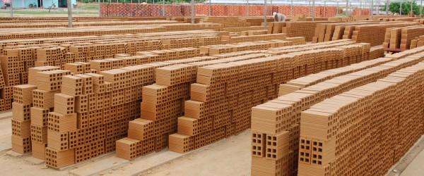 Gạch xây dựng tăng giá